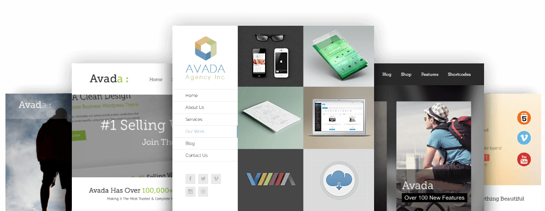 Remove / Edit Avada Logo From Avada Theme