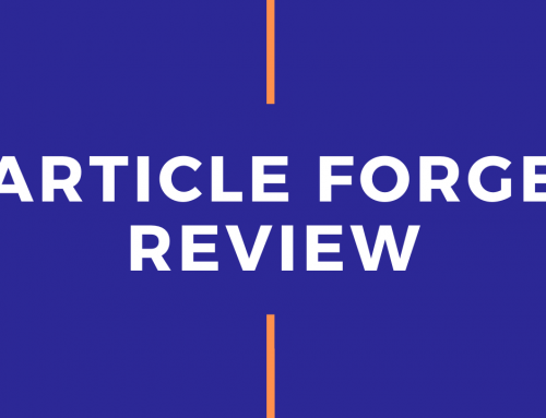 Article Forge Review & Pricing | Article Forge Free Trial